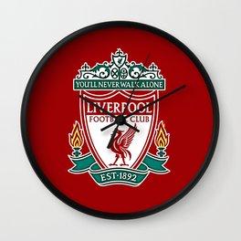 LiverpoolFC Wall Clock