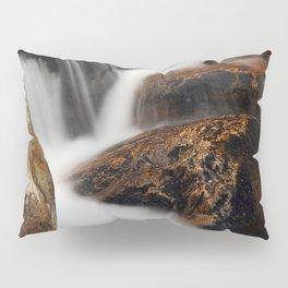 Flowing Along Pillow Sham