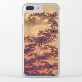 Splintered Lords Clear iPhone Case