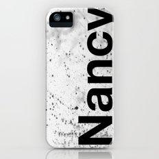Nancy iPhone (5, 5s) Slim Case