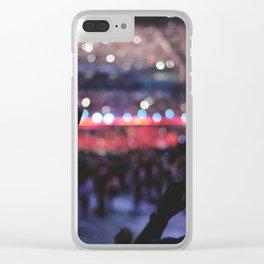 Concert in San Siro Clear iPhone Case