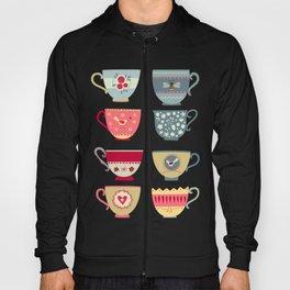 Tea Cups Hoody