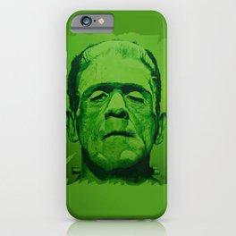 the creature (original) iPhone Case