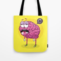 Brain Loading Tote Bag