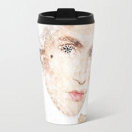 Rokoko Portrait Travel Mug