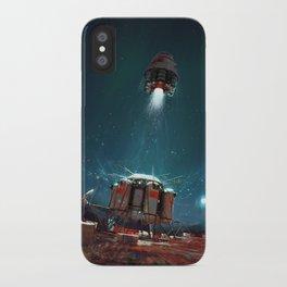 Ambition 1 Ascent iPhone Case