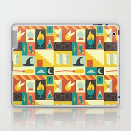 King's Cross - Harry Potter Laptop & iPad Skin