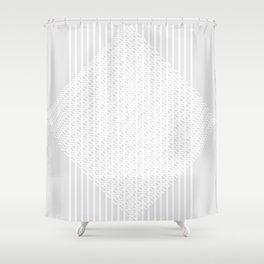 Combination 3 Shower Curtain