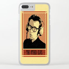 The Other Elvis Clear iPhone Case