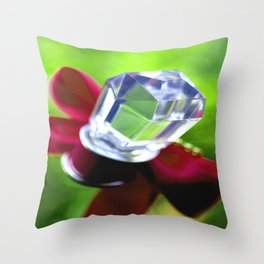 Facet Throw Pillow