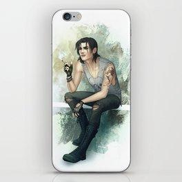 Rebel Rebel iPhone Skin