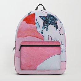 star skull Backpack