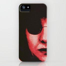Dark Lenses 4 iPhone Case