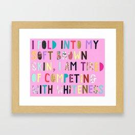 tenderqueerthings #24 Framed Art Print