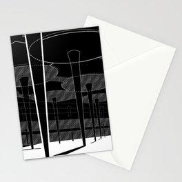 Negative Ferris Stationery Cards