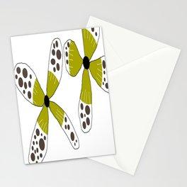 FLOWERY SUSANNE / ORIGINAL DANISH DESIGN bykazandholly Stationery Cards