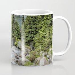 Top of Myrtle Falls Coffee Mug