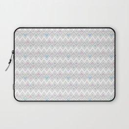 Abstract pyramid Laptop Sleeve