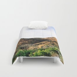 Malibu Mountains Comforters