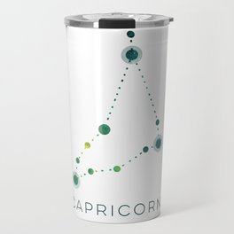 CAPRICORN STAR CONSTELLATION ZODIAC SIGN Travel Mug