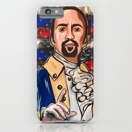 Hamilton iPhone Case