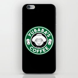 Yubaba's Coffee iPhone Skin