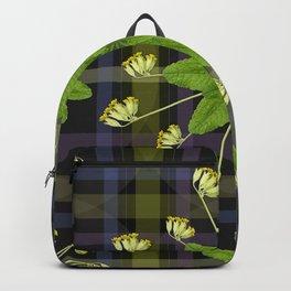 Tartan Backpack