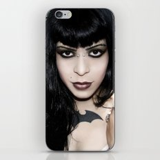 Lady of the woods iPhone & iPod Skin