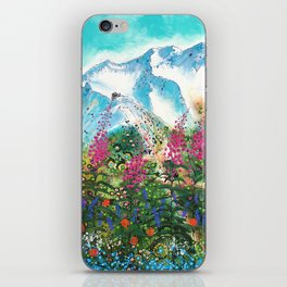 Alyeska Best of Both iPhone Skin