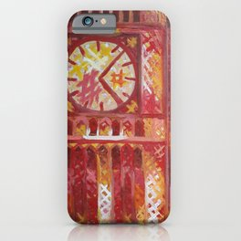 Big Ben by Lu iPhone Case