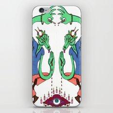 blood brothers iPhone & iPod Skin