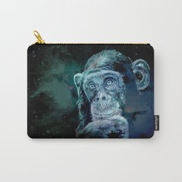 A JANE GOODALL quote - universe version Carry-All Pouch