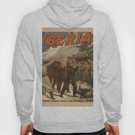 Vintage poster - The New Siberia Hoody
