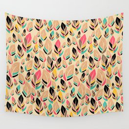 Feather Love Wall Tapestry