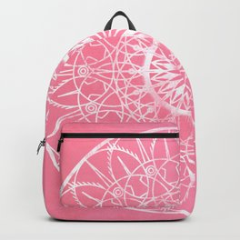 Fire Blossom - Carnation Backpack