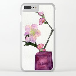 Springtime Presents Clear iPhone Case