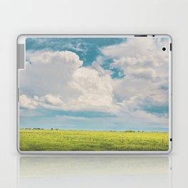 Gallatin County Storm Clouds Laptop & iPad Skin