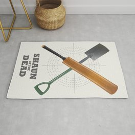 Shaun of the Dead - Alternative Movie Poster Rug