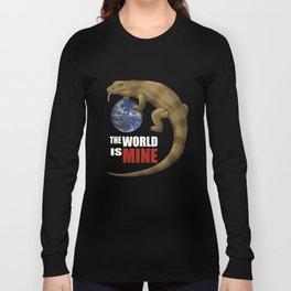 Komodo dragon Long Sleeve T-shirt