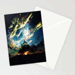 Mount Mystic Stationery Cards