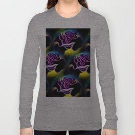 Flowers magic roses 6 Long Sleeve T-shirt