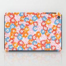 Morning Glory - Pink Multi iPad Case