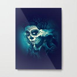 Skull1 Metal Print