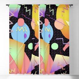 Memphis #412 Blackout Curtain