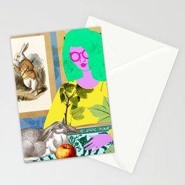 Rabbit Room Moon Stationery Cards