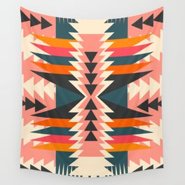 Colorful ethnic decoration Wall Tapestry