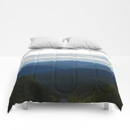 Wild Mountain Pass Comforters