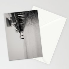 through the blur of her tears ... Stationery Cards