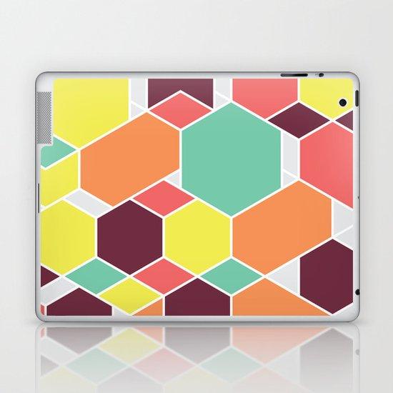 Hex P II Laptop & iPad Skin