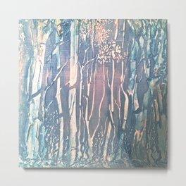 Wandering in the woods Metal Print